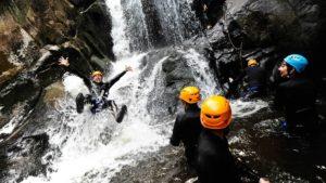 Le Rouchil canyoning-dordogne