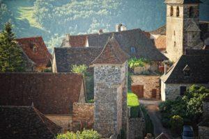 Le Rouchil village_loubressac_0